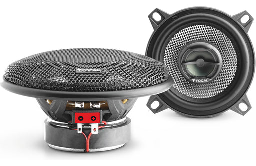 "Focal 100 AC Performance Access 4"" Coaxial Speaker (Pair) - Safe and Sound HQ"