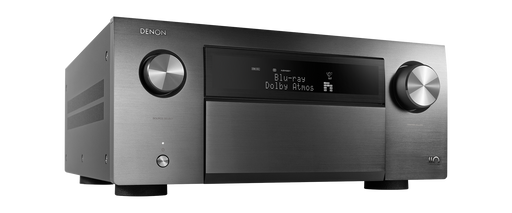 Denon AVR-A110 110-Year Anniversary Edition 13.2 Channel 8K AV Receiver Open Box - Safe and Sound HQ