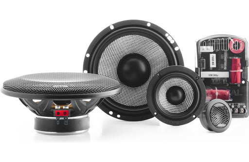 "Focal 165 AS3 Performance Access 6.5"" 3 Way Component Speaker (Pair) - Safe and Sound HQ"