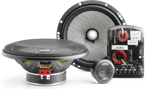 "Focal 165 AS Performance Access 6.5"" 2 Way Component Speaker (Pair) - Safe and Sound HQ"