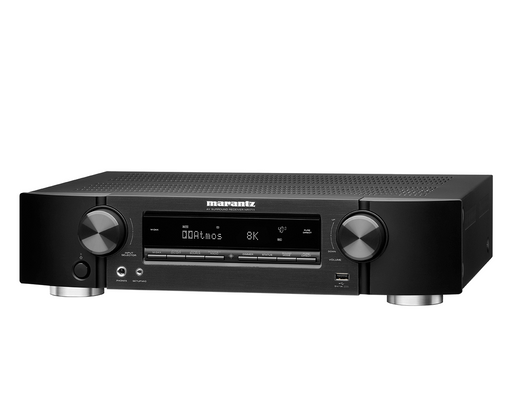 Marantz NR1711 Slim 7.2 Channel  8K Ultra HD AV Receiver with HEOS - Safe and Sound HQ