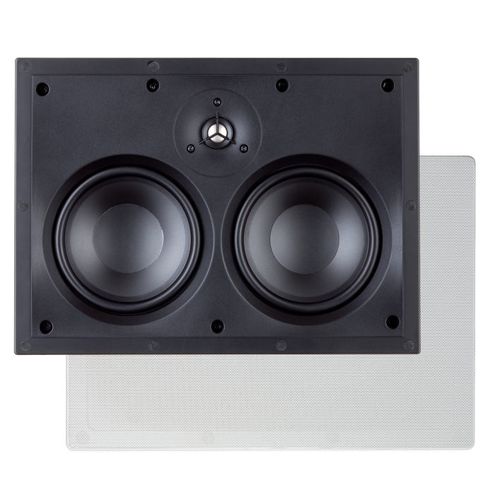 Paradigm CI Home H55-LCR In-Wall LCR Speaker (Each) - Safe and Sound HQ