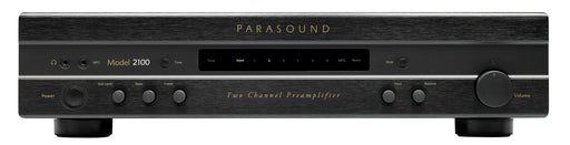 Parasound Classic 2100 Preamplifier B-Stock Full Warranty - Safe and Sound HQ