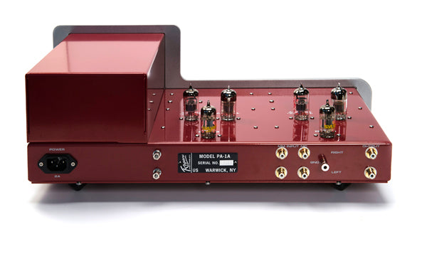 Rogers High Fidelity PA-1A Class A Dual Mono Phono Preamplifier Store Demo Full Warranty - Safe and Sound HQ