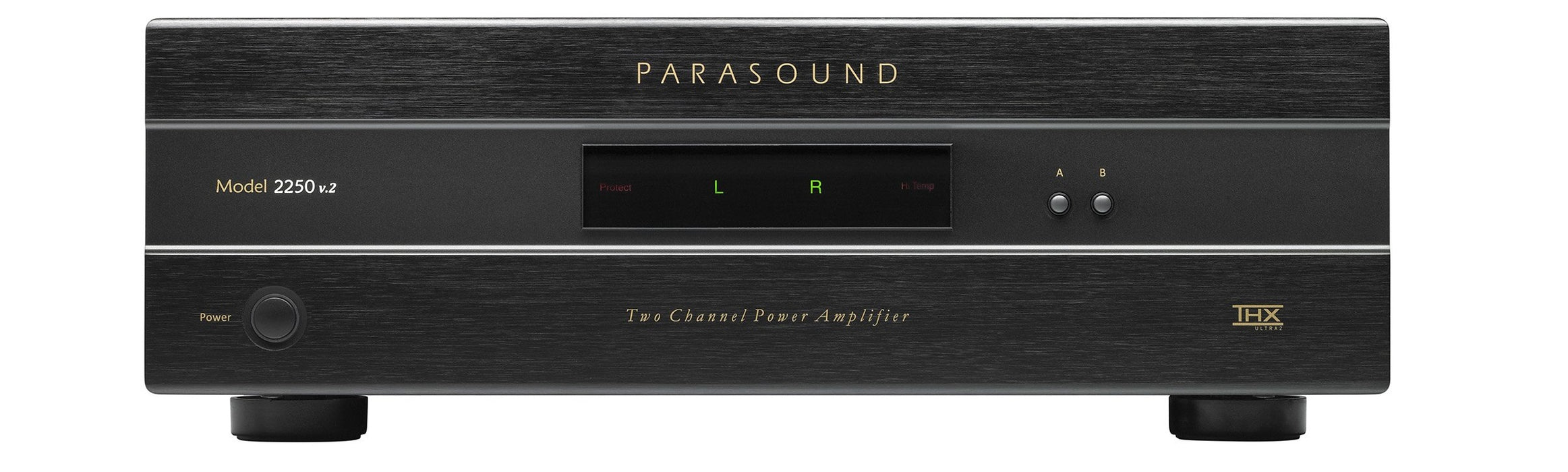 Parasound 2250v.2 Two Channel Power Amplifier B-Stock - Safe and Sound HQ