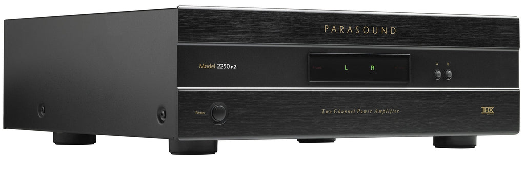 Parasound 2250v.2 Two Channel Power Amplifier - Safe and Sound HQ