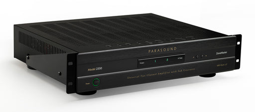 Parasound ZoneMaster 2350 Universal 2 Channel Amplifier B-Stock Full Warranty - Safe and Sound HQ