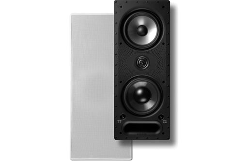 Polk Audio 265-LS Vanishing 3-Way In-Wall Speaker - Safe and Sound HQ