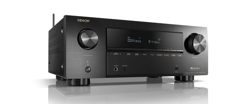 Denon AVR-X2700H 7.2 Channel 8K A/V Receiver with 3D Audio, Voice Control and HEOS - Safe and Sound HQ