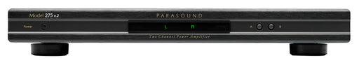 Parasound Model 275 V.2 Two Channel Power Amplifier B-Stock Full Warranty - Safe and Sound HQ