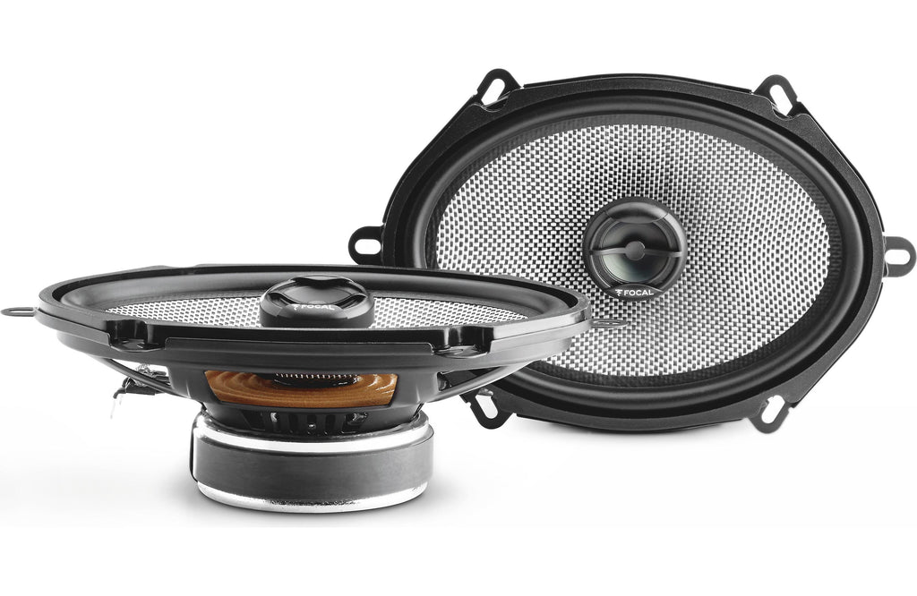 "Focal 570 AC Performance Access 5"" x 7"" Coaxial Speaker (Pair) - Safe and Sound HQ"