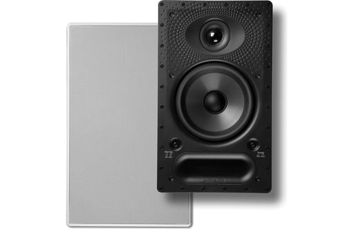 "Polk Audio 65-RT Vanishing RT Series 6 1/2"" 2-Way In-Wall Speaker - Safe and Sound HQ"