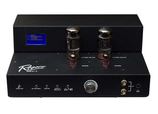 Rogers High Fidelity 65V-1 Four Tube Class A Integrated Amplifier Open Box - Safe and Sound HQ