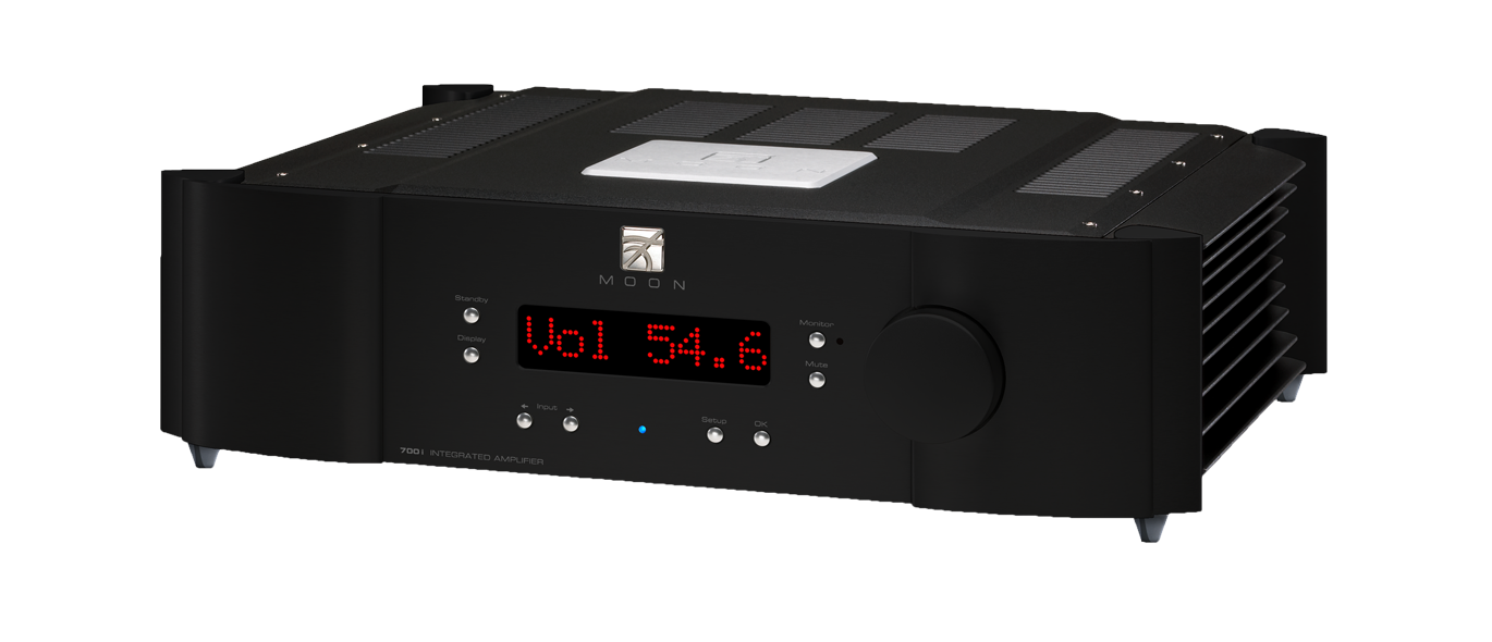 Simaudio Moon 700i V2 Integrated Amplifier Safe And Sound Hq