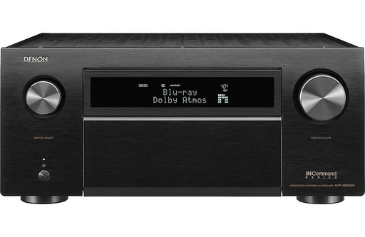 Denon AVR-X8500H 13.2 Channel A/V Reveiver with Auro-3D and HEOS Open Box - Safe and Sound HQ