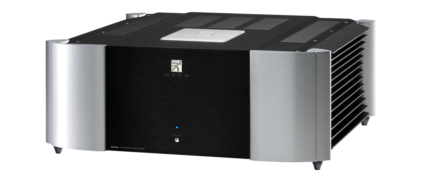 Simaudio 880M Moon Power Amplifier - Safe and Sound HQ