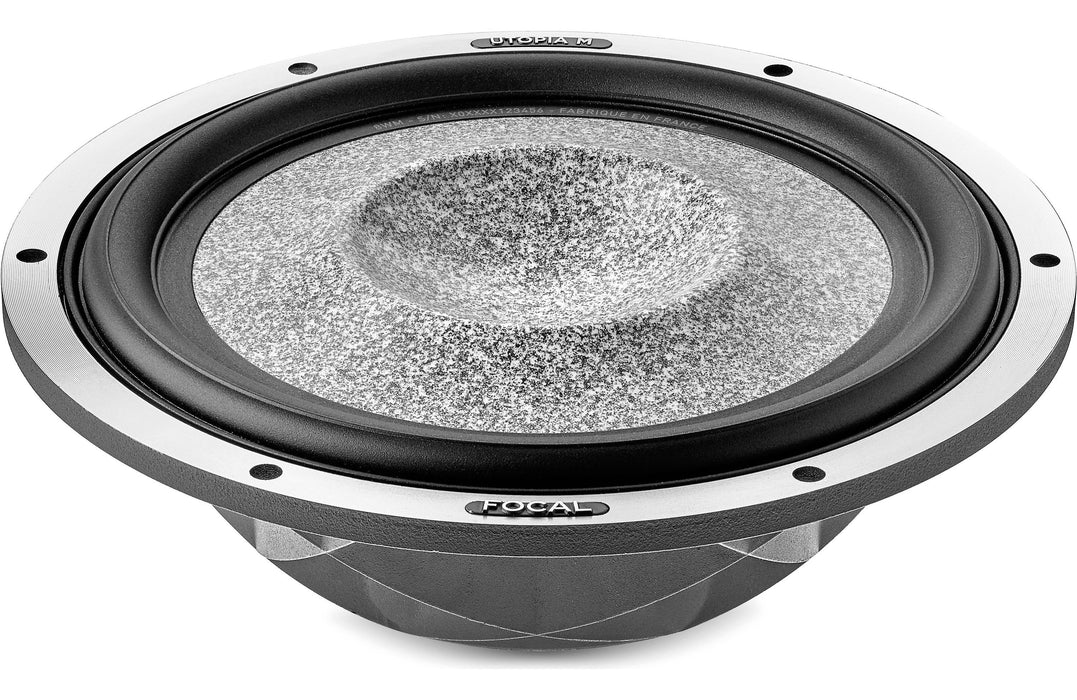 "Focal 8 WM Utopia 8.5"" Woofer Component Speaker (Each) - Safe and Sound HQ"