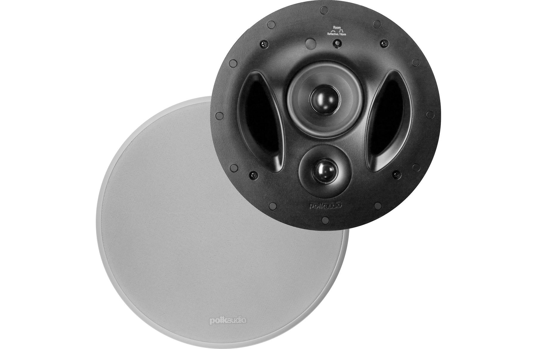 Polk Audio 90-RT Vanishing 3-Way In-Ceiling Speaker (Each) - Safe and Sound HQ