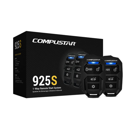 Compustar CS925-S All-in-One Remote Start Bundle - Safe and Sound HQ