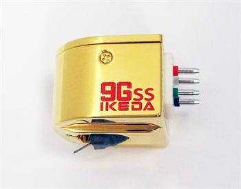 Ikeda 9GSS Moving Coil Phono Cartridge - Safe and Sound HQ