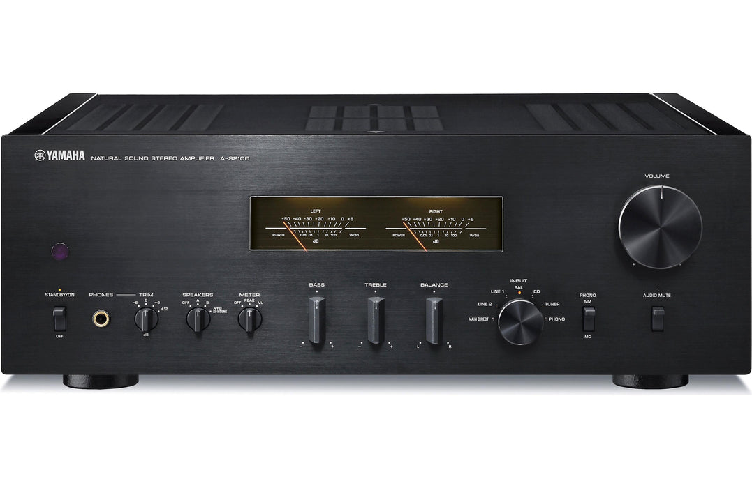 Yamaha A-S2100 Integrated Stereo Amplifier - Safe and Sound HQ