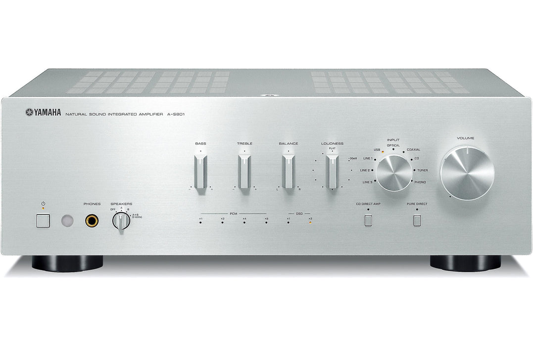 Yamaha A-S801 Integrated Amplifier - Safe and Sound HQ