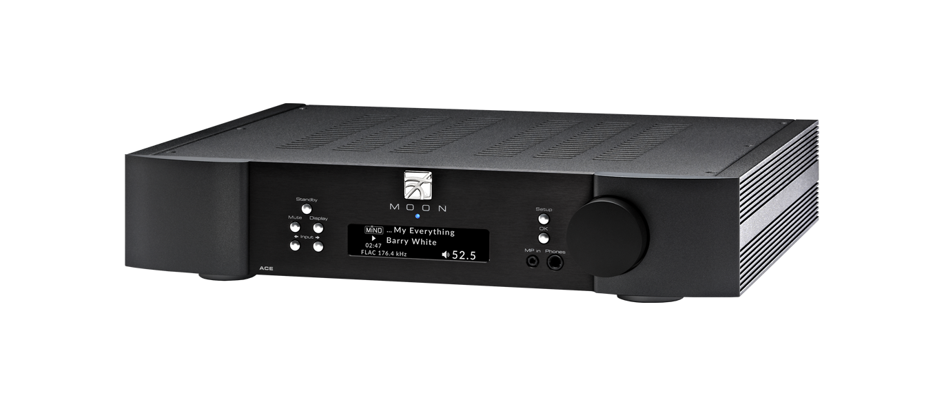 Simaudio Ace All-in-One Music Player - Safe and Sound HQ