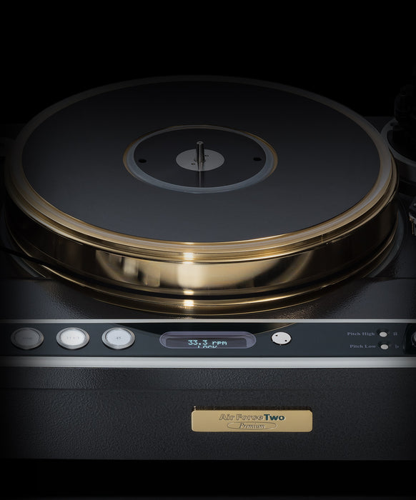TechDAS Air Force Two Premium Turntable - Safe and Sound HQ