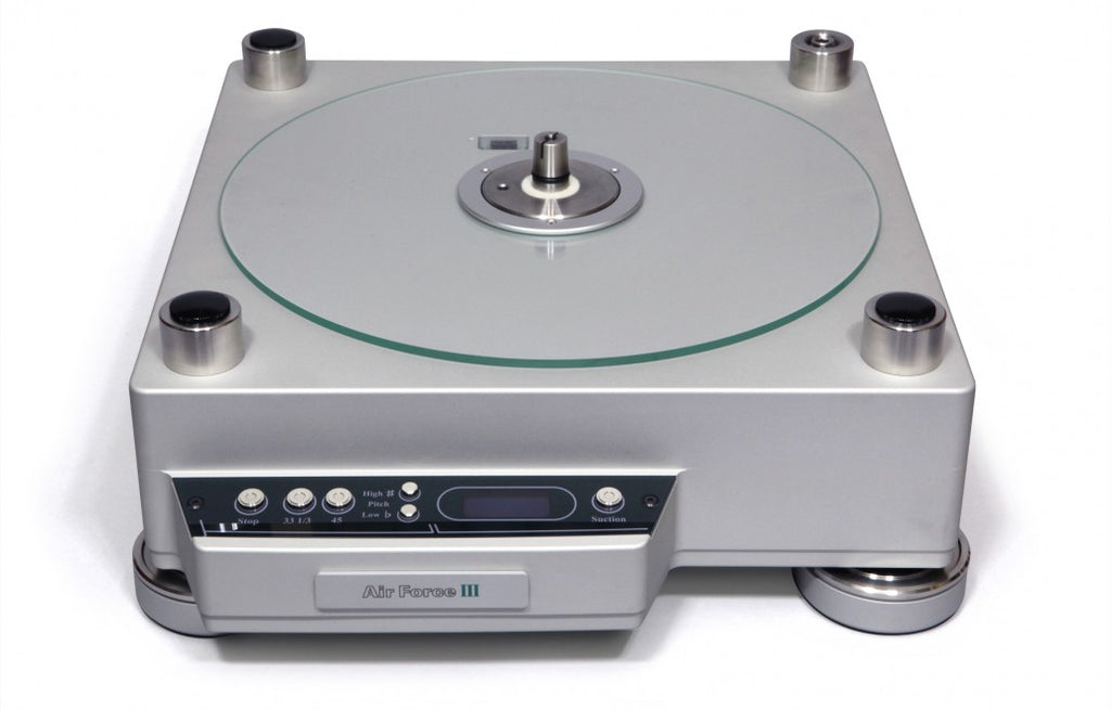 TechDAS Air Force III Turntable - Safe and Sound HQ