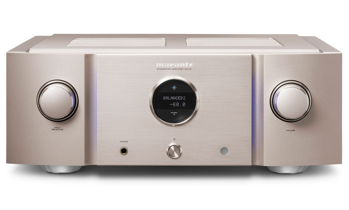Marantz PM-10 Reference Integrated Amplifier - Safe and Sound HQ
