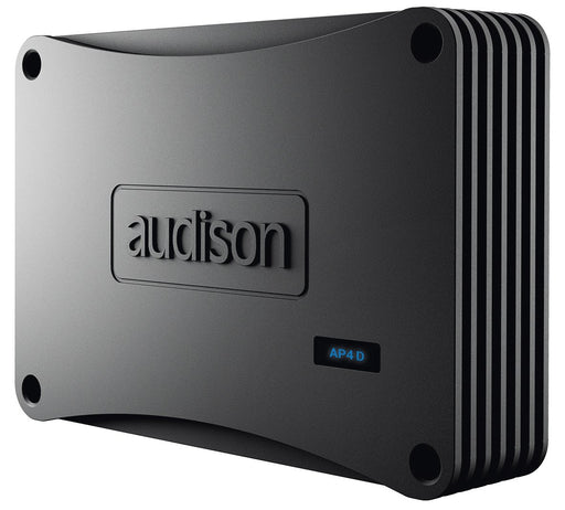Audison AP4 D Prima 4 Channel Amplifier - Safe and Sound HQ