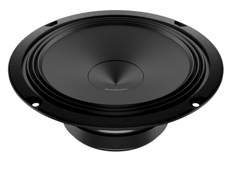 Audison AP 6.5 Prima 6.5 Inch Midrange Component Speaker (Pair) - Safe and Sound HQ