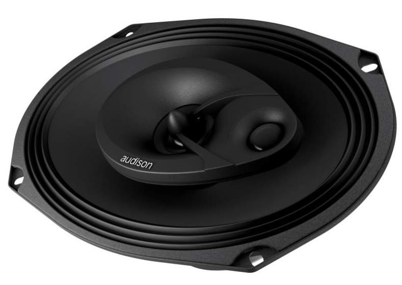 "Audison APX 690 Prima 3-Way 6"" x 9"" Coaxial Speaker (Pair) - Safe and Sound HQ"