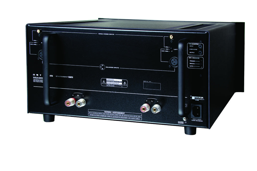 Anthem P2 Statement Series 2 Channel Power Amplifier - Safe and Sound HQ