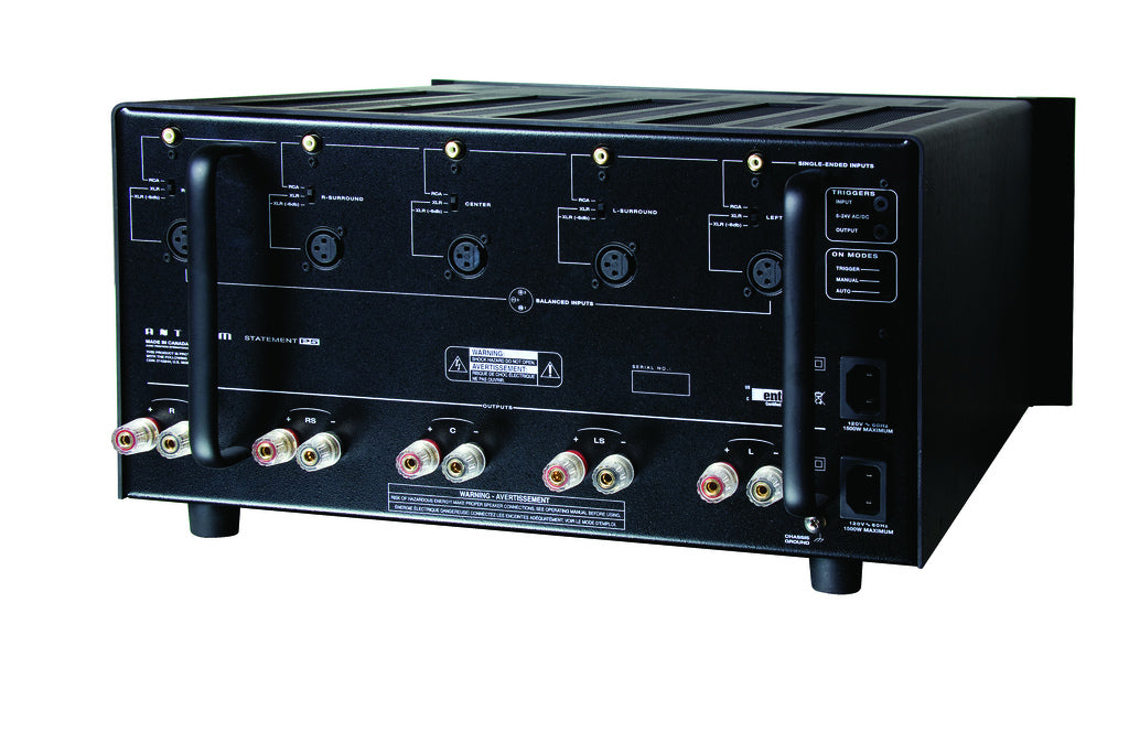 Anthem P5 Statement Series 5 Channel Power Amplifier - Safe and Sound HQ