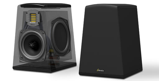 GoldenEar Aon 2 High Performance Compact Monitor Bookshelf/Stand-mount Speaker (Each) - Safe and Sound HQ