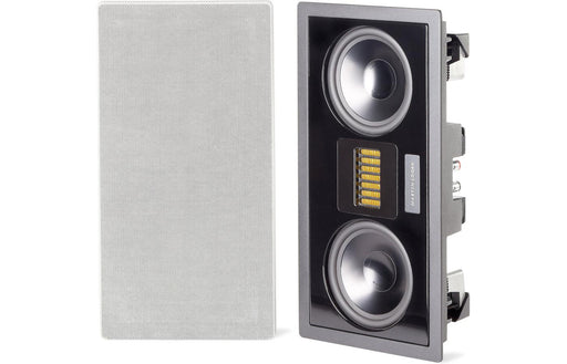 Martin Logan Axis Rectangular In-Wall Speaker Open Box (Each) - Safe and Sound HQ