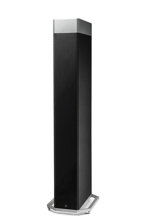 Definitive Technology BP9080X High-Performance Tower Speaker with Integrated 12 inch Powered Subwoofer and Height Module (Each) - Safe and Sound HQ