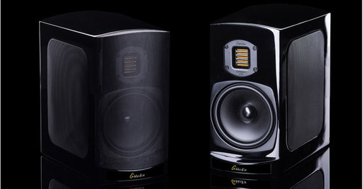 GoldenEar BRX Ultra-High-Performance Compact Bookshelf Speaker (Pair) - Safe and Sound HQ