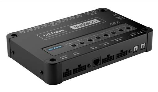 Audison Bit Nove Signal Interface Processor with 6 Channels In and 9 Channels Out - Safe and Sound HQ