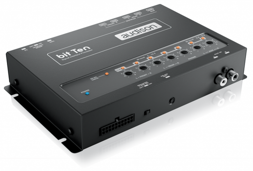 Audison Bit Ten Signal Interface Processor with 4 Channels In and 5 Out - Safe and Sound HQ
