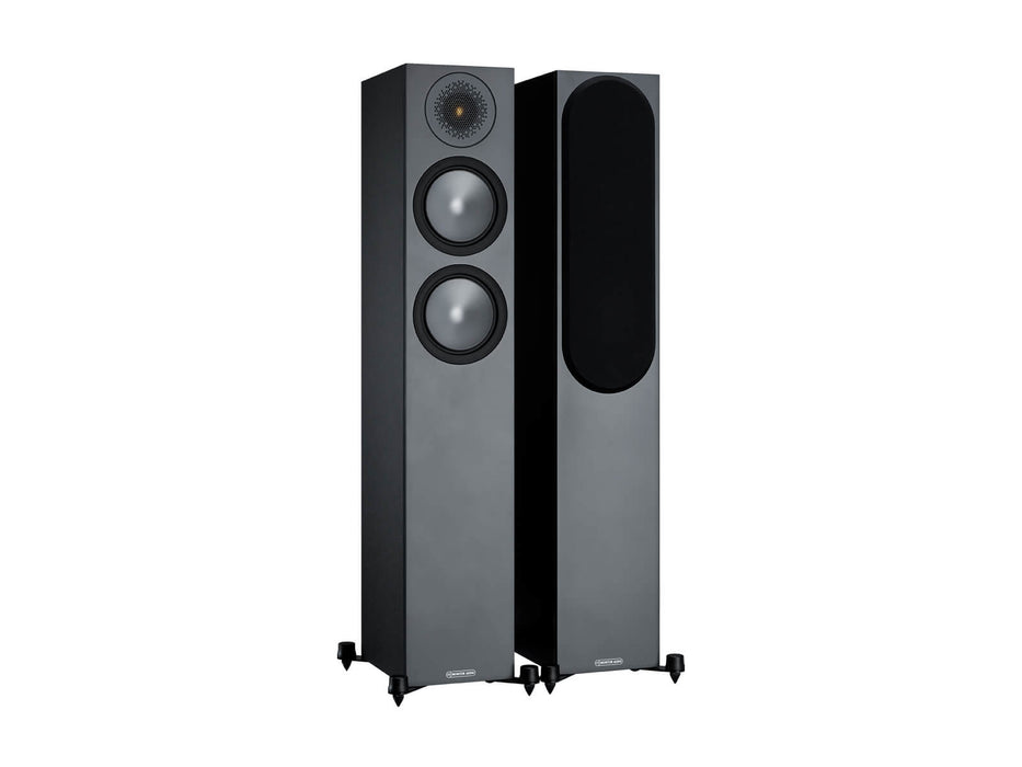 Monitor Audio Bronze 200 Floorstanding Speakers (Pair) - Safe and Sound HQ