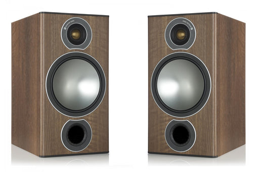 Monitor Audio Bronze 2 Bronze Series Bookshelf Speaker Open Box (Pair) - Safe and Sound HQ