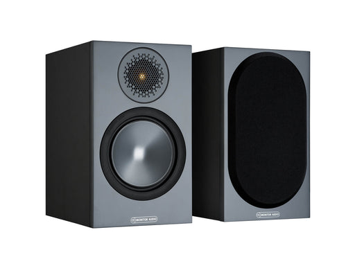 Monitor Audio Bronze 50 Bookshelf Speaker (Pair) - Safe and Sound HQ