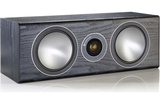 Monitor Audio Bronze Center Speaker Black Oak Old Gen Open Box - Safe and Sound HQ