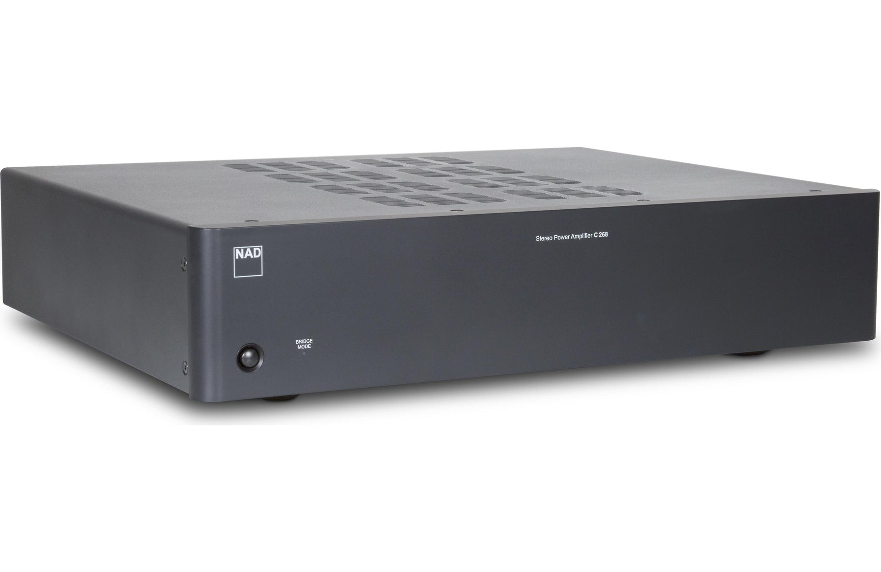 NAD Electronics C 268 Stereo Power Amplifier Factory Refurbished