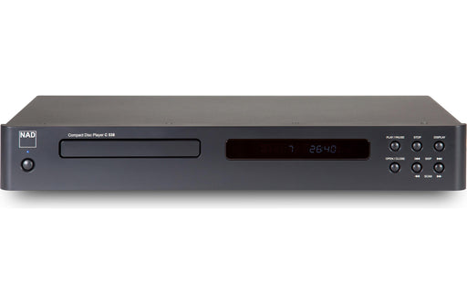 NAD Electronics C 538 CD Player Open Box - Safe and Sound HQ