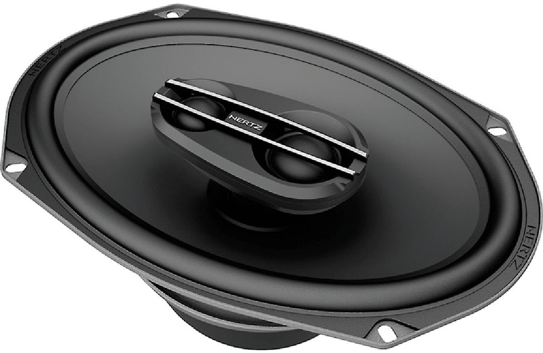 "Hertz CPX 690 PRO Cento Series 6"" x 9"" Coaxial Speaker with Grill (Pair) - Safe and Sound HQ"