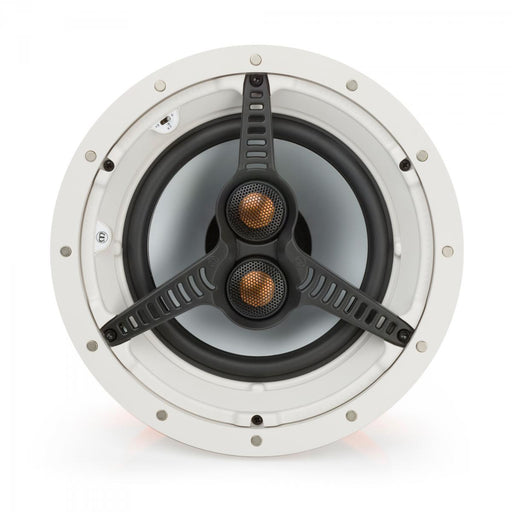 "Monitor Audio CT180-T2 Trimless 100 8"" Stereo In-Ceiling Speaker (Each) - Safe and Sound HQ"