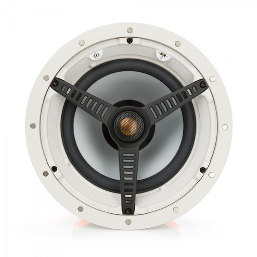 "Monitor Audio CT180 Trimless 100 8"" In Ceiling Speaker (Each) - Safe and Sound HQ"